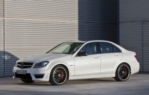 2012 C63 AMG with AMG Performance and Development Packages.
