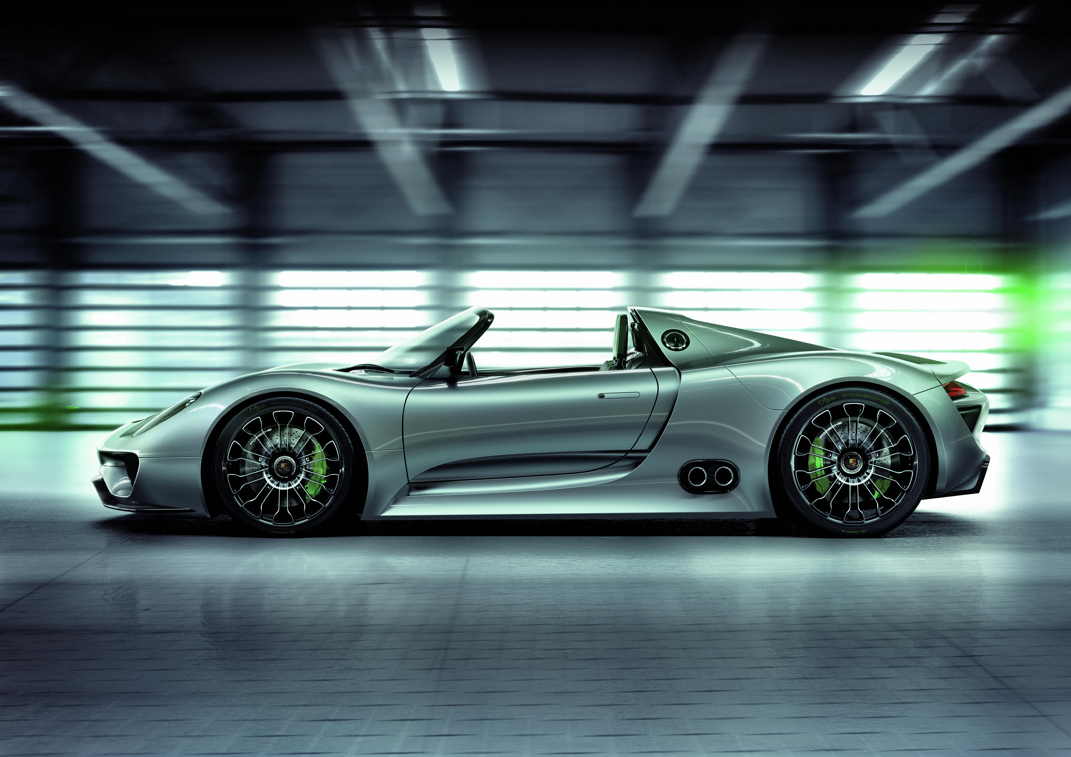 One very expensive hybrid: Porsche 918 Spyder to cost $845,000 ...